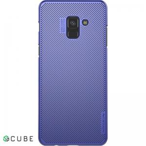 Чехол-накладка Nillkin Air Case Samsung Galaxy A8 Plus (SM-A730) Blue