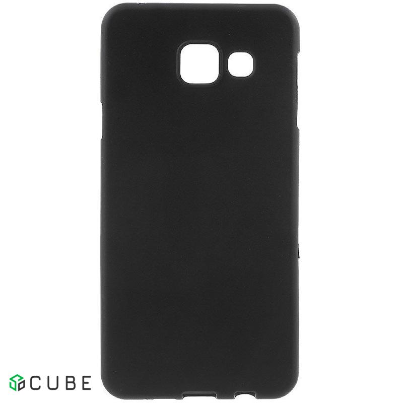 Чехол-накладка TOTO TPU case matte Samsung Galaxy A3 A310 2016 DS Black