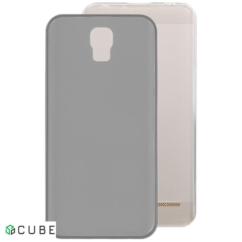 Чехол-накладка TOTO TPU case matte Meizu M2 Note Dark/Grey