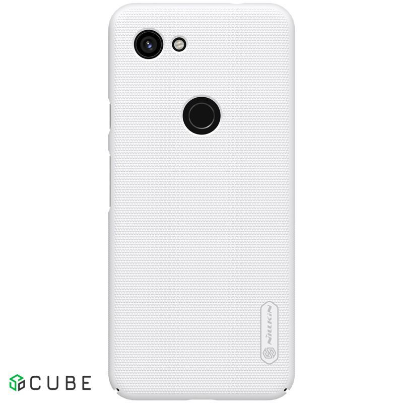 Чехол-накладка Nillkin Super Frosted Shield Case Google Pixel 3a XL White