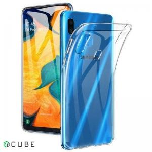 Чехол-накладка TOTO TPU High Clear Case Samsung Galaxy A20/A30 Transparent