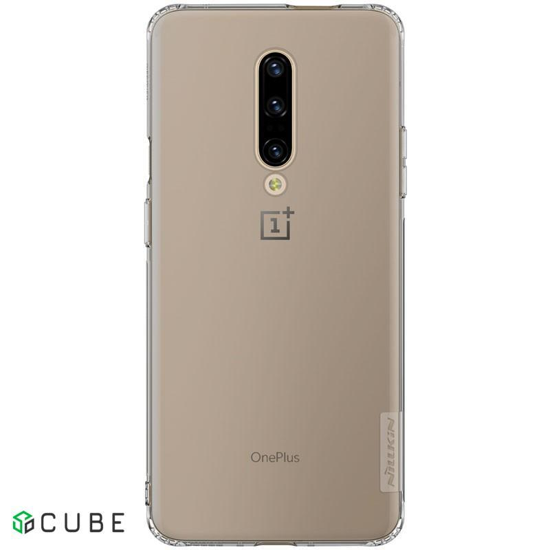 Чехол-накладка Nillkin TPU Nature case OnePlus 7 Pro  Grey