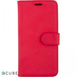 Чехол-книжка TOTO Book Cover Classic Meizu M3S Red