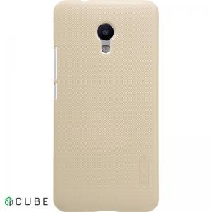 Чехол-накладка Nillkin Super Frosted Shield Meizu M5s Gold