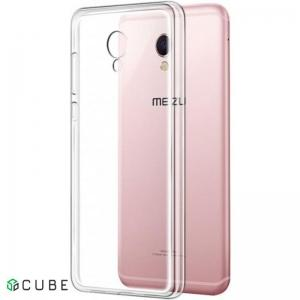 Чехол-накладка TOTO TPU Clear Case Meizu M5s Transparent
