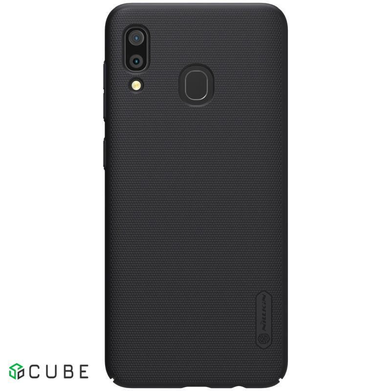 Чехол-накладка Nillkin Super Frosted Shield Samsung Galaxy A30 Black