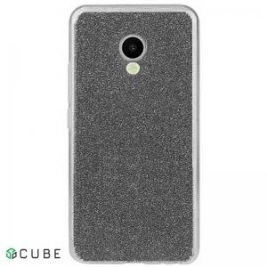 Чехол-накладка TOTO TPU Shine Case Meizu M5C Black