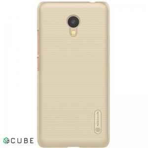 Чехол-накладка Nillkin Super Frosted Shield Meizu M5C Gold
