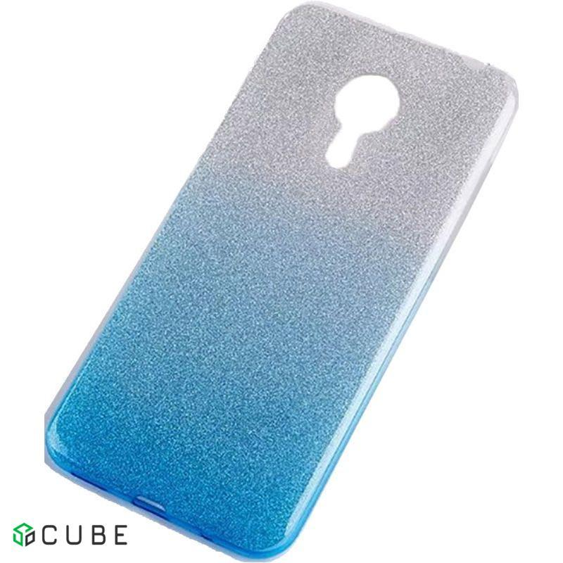 Чехол-накладка TOTO TPU Case Rose series Gradient Meizu M5 Note Turquoise