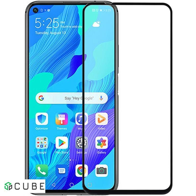 Защитное стекло TOTO 5D Cold Carving Tempered Glass Huawei Nova 5T Black