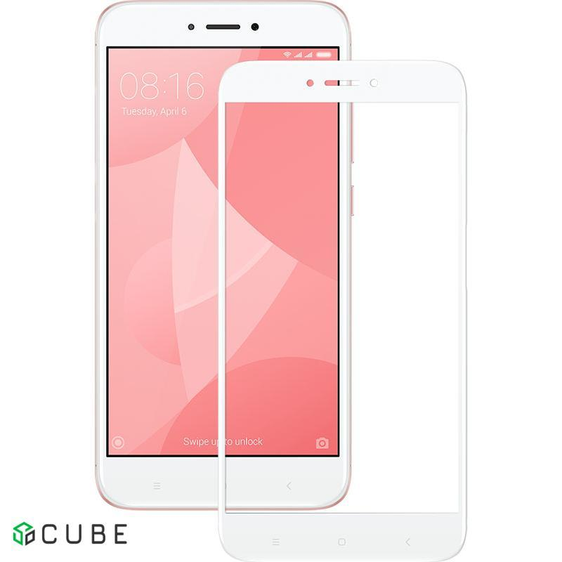 Защитное стекло Mocolo 2.5D Full Cover Tempered Glass Xiaomi Redmi 4x White