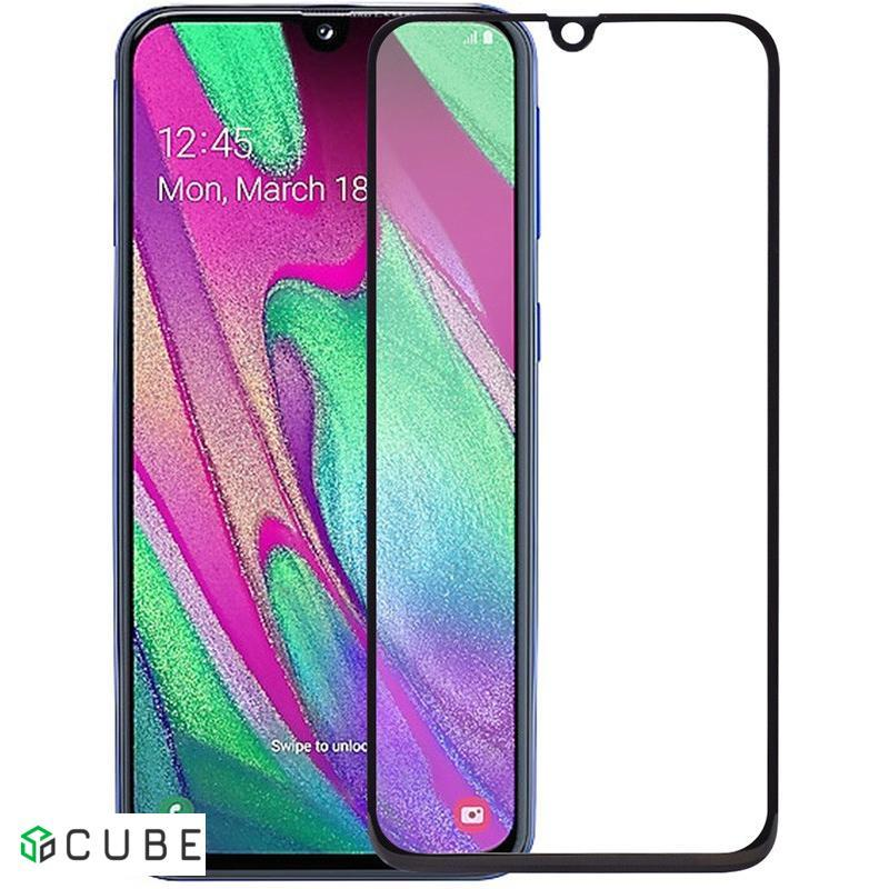 Защитное стекло TOTO 5D Cold Carving Tempered Glass Samsung Galaxy A40/M40 Black