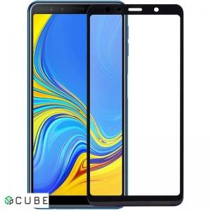 Защитное стекло TOTO 5D Cold Carving Tempered Glass Samsung Galaxy A7 2018 Black