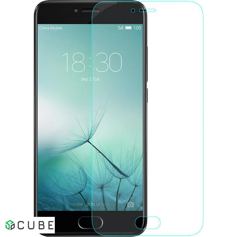 Защитное стекло TOTO Hardness Tempered Glass 0.33mm 2.5D 9H Meizu Pro 7 Plus