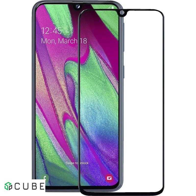 Защитное стекло Mocolo Full Glue Tempered Glass Samsung Galaxy A40/M40 Black