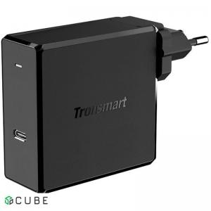 Сетевое зарядное устройство Tronsmart WCP02 60W USB-C Power Delivery 3.0 Wall Charger Black