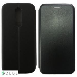 Чехол-книжка Level for Meizu M6T Black