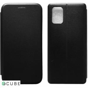 Чехол-книжка Level for Samsung A51 (A515) Black