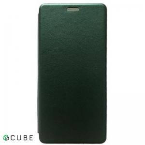 Чехол-книжка Level for Samsung A51 (A515) Midnight green