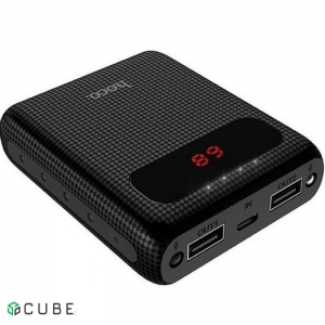 Power Bank Hoco B20 Mige 10000 mAh Black