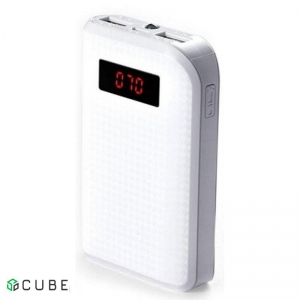 Power Bank Proda Ling Long LCD Power Box 10000mAh white