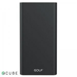 Power Bank GOLF EDGE5 5000mAh Black