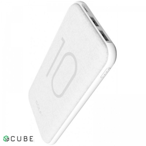 Power Bank GOLF G26 10000mAh White