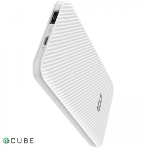 Power Bank GOLF G38 5000mAh White