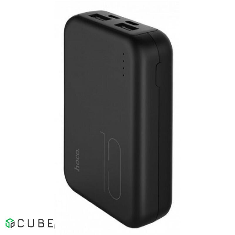 Power Bank Hoco J38 Comprehensive 10000mah Black