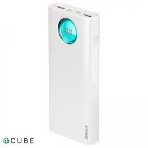 Power Bank Baseus Amblight 20000mAh White