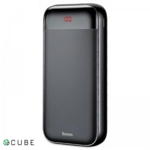 Power Bank Baseus Mini Cu Digital Display 20000mAh Black