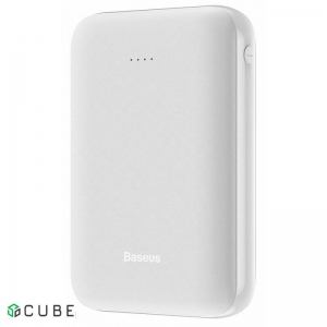 Power Bank Baseus Mini JA Power Bank 10000mAh White