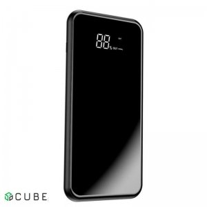 Power Bank Baseus Wireless Charge Power Bank 8000mAh Black