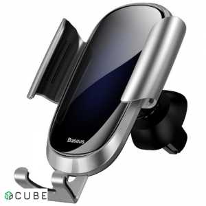 Держатель Baseus Future Gravity Car Mount Silver