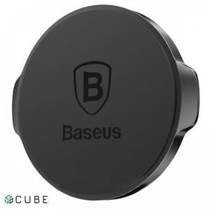 Держатель Baseus Small ears series Magnetic suction bracket(Flat type)Black