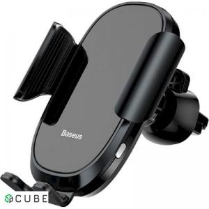 Держатель Baseus Smart Car Mount Cell Phone Holder Black