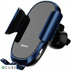 Держатель Baseus Smart Car Mount Cell Phone Holder Blue