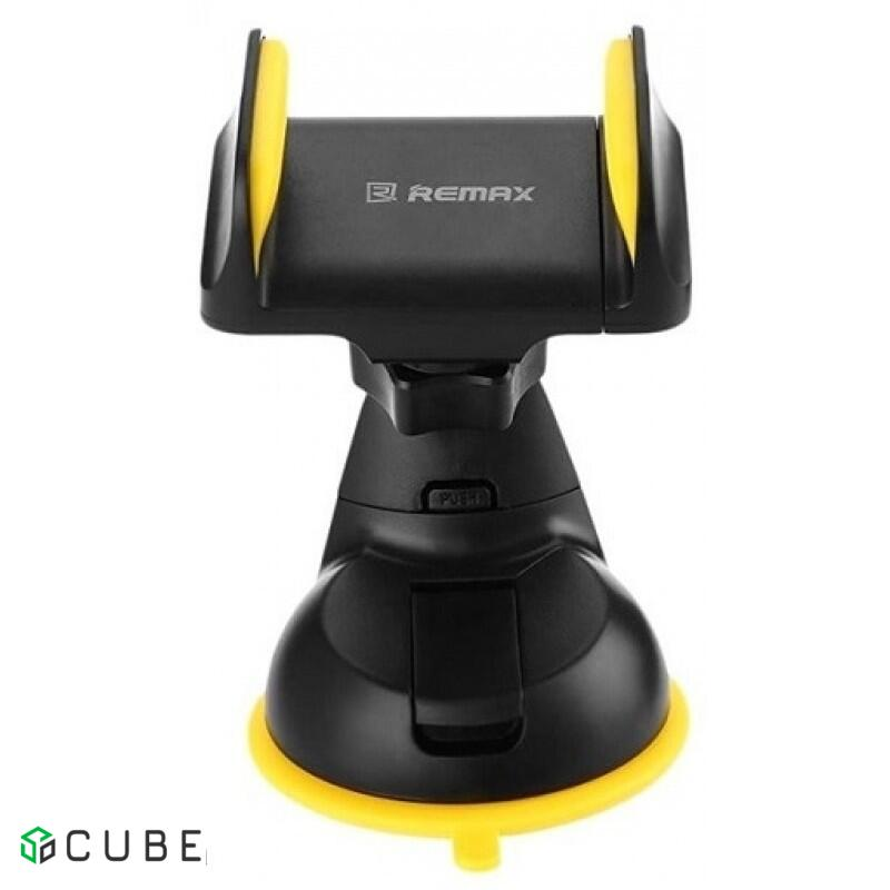 Автодержатель REMAX Car Holder RM-C06 black-yellow