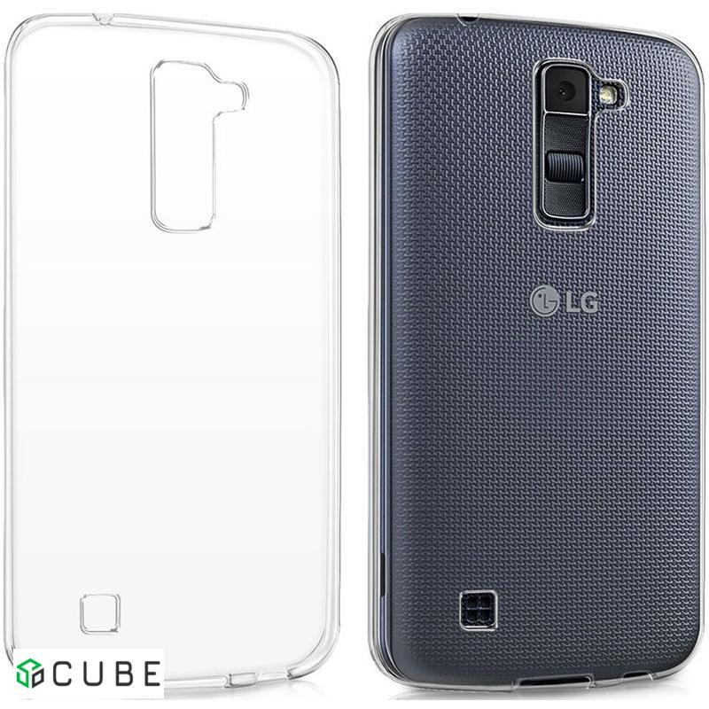 Чехол-накладка TOTO TPU case 0.2mm LG K410 K10 Clear
