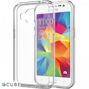 Чехол-накладка TOTO TPU case 0.2mm Samsung Galaxy Core Prime G360/G361 Clear