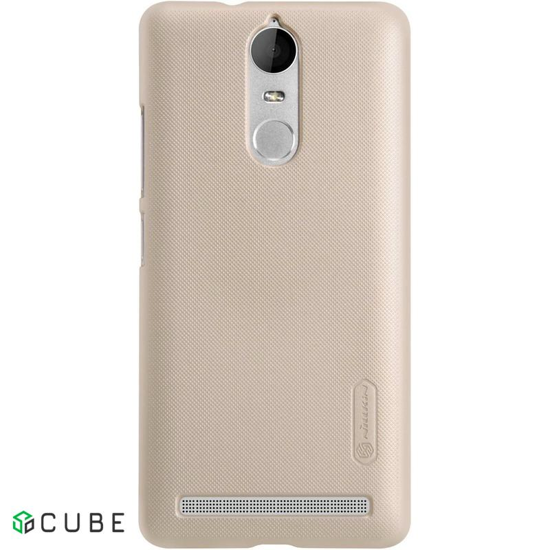 Чехол-накладка Nillkin Super Frosted Shield Lenovo K5 Note Gold