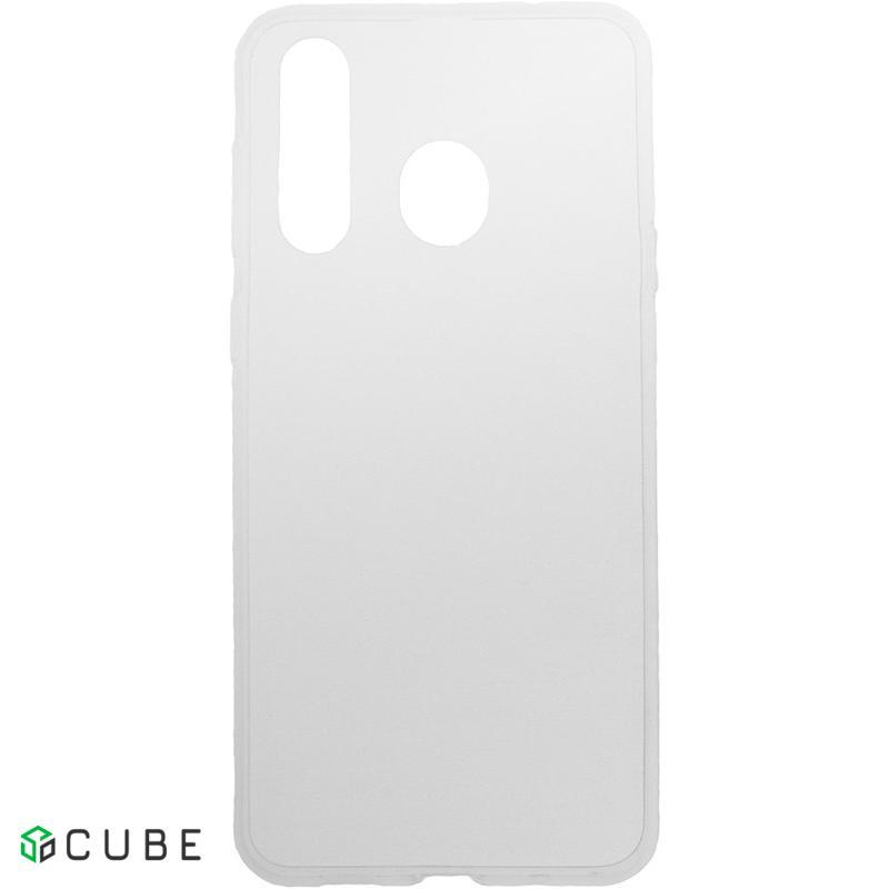 Чехол-накладка TOTO TPU High Clear Case Samsung Galaxy A8S Transparent