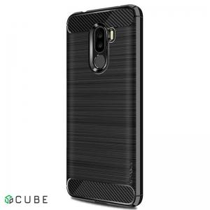 Чехол-накладка Ipaky Slim Anti-fingerprint TPU Case Xiaomi Pocophone F1 Black
