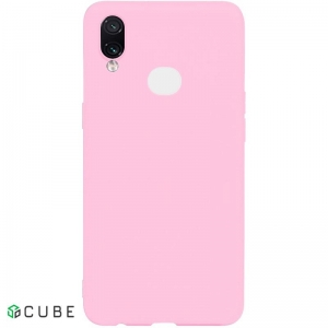 Чехол-накладка TOTO 1mm Matt TPU Case Samsung Galaxy A10s Pink