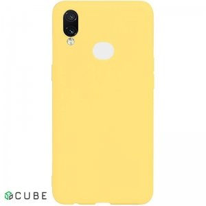 Чехол-накладка TOTO 1mm Matt TPU Case Samsung Galaxy A10s Yellow