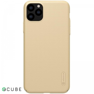 Чехол-накладка Nillkin Super Frosted Shield Case Apple iPhone 11 Pro Max Gold