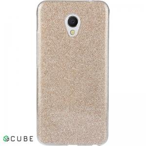 Чехол-накладка TOTO TPU Case Rose series 2 Meizu M5s Gold