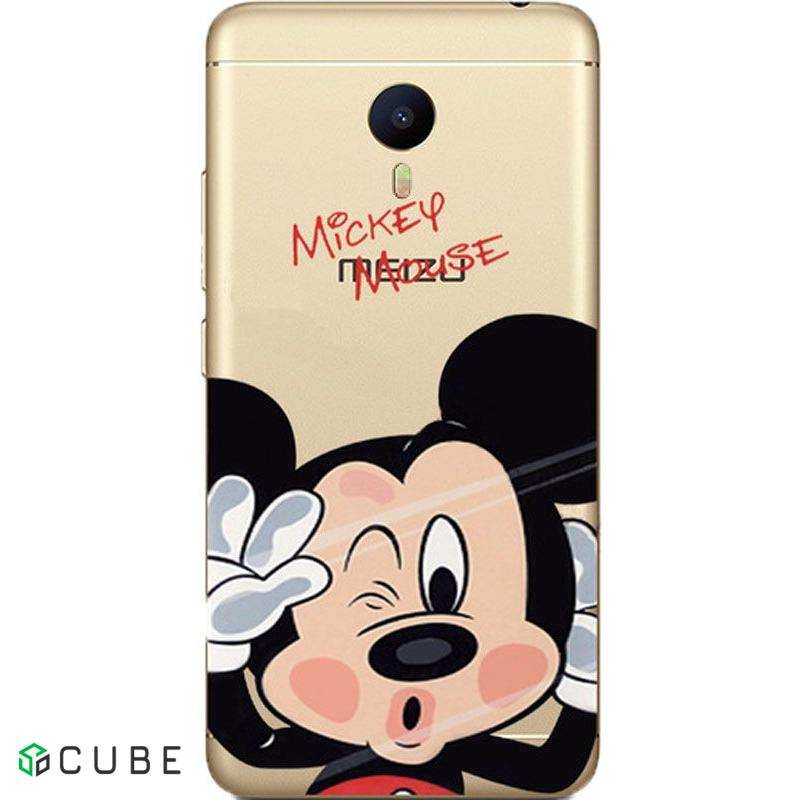 Чехол-накладка TOTO TPU case Disney Meizu M3 note Mickey Mouse