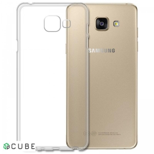 Чехол-накладка TOTO TPU Clear Case Samsung Galaxy A3 A310F 2016 Transparent