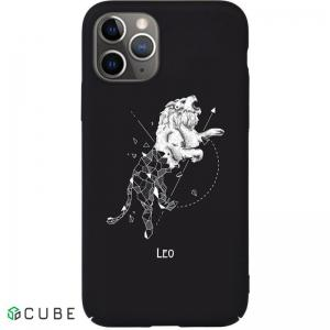 Чехол-накладка TOTO Full PC Print Case Apple iPhone 11 Pro Max #167_Leo Black